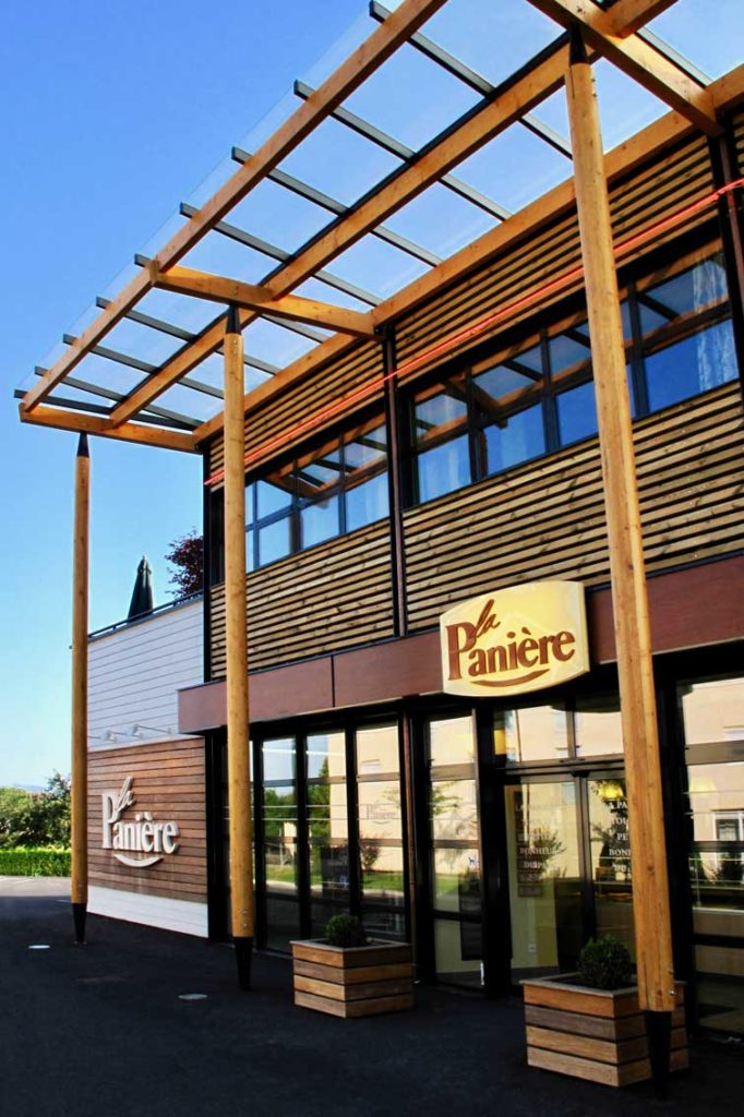 Centre du Léman, Douvaine, Haute Savoie - boulangerie