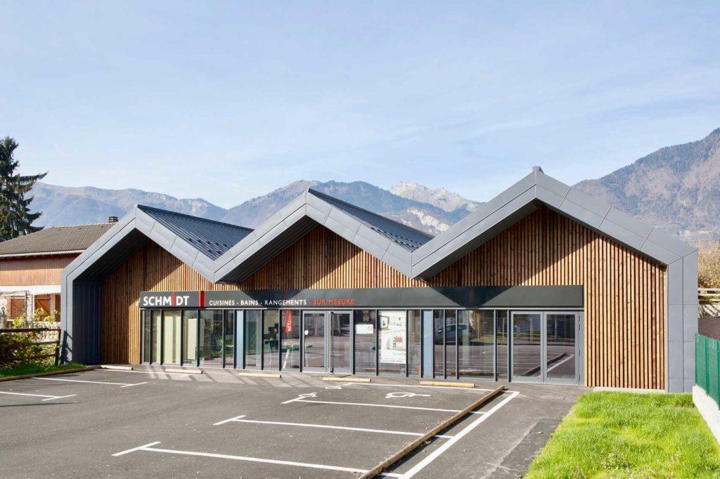 Cuisines Schmidt, Albertville en Savoie - locaux