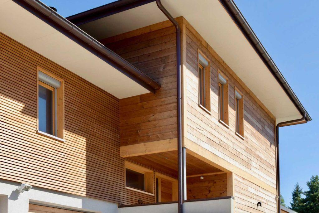Maison Bois Poisy - facade