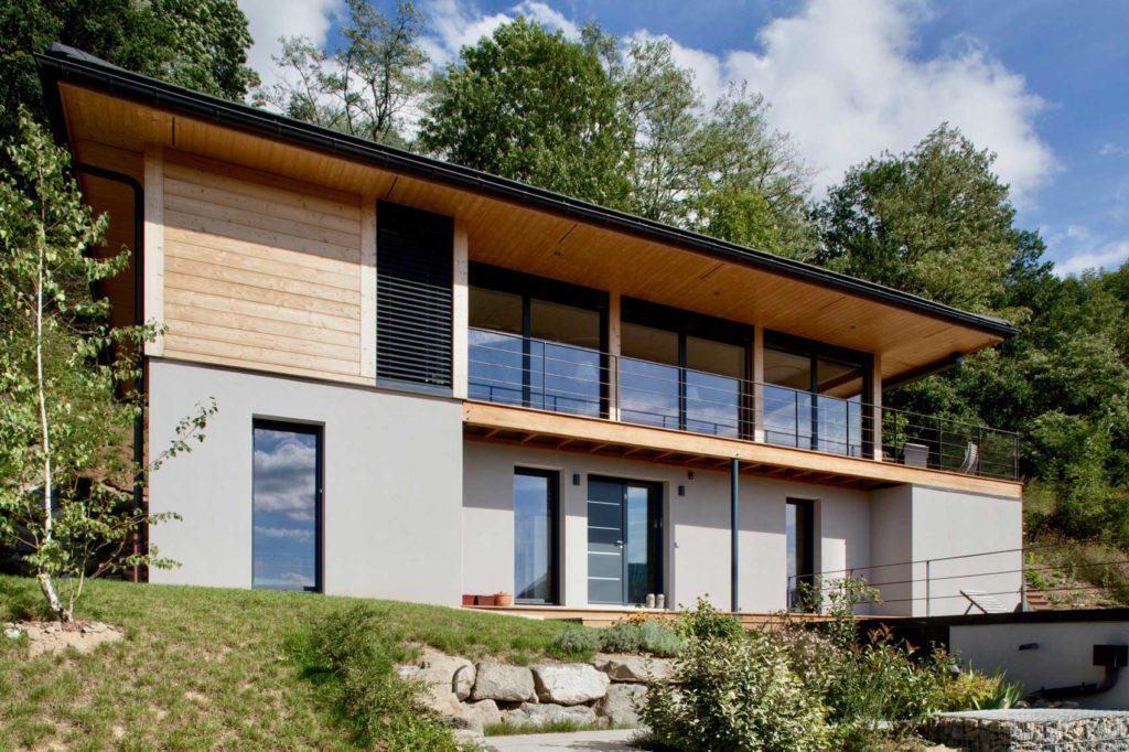 Maison Bois Vetraz Monthoux
