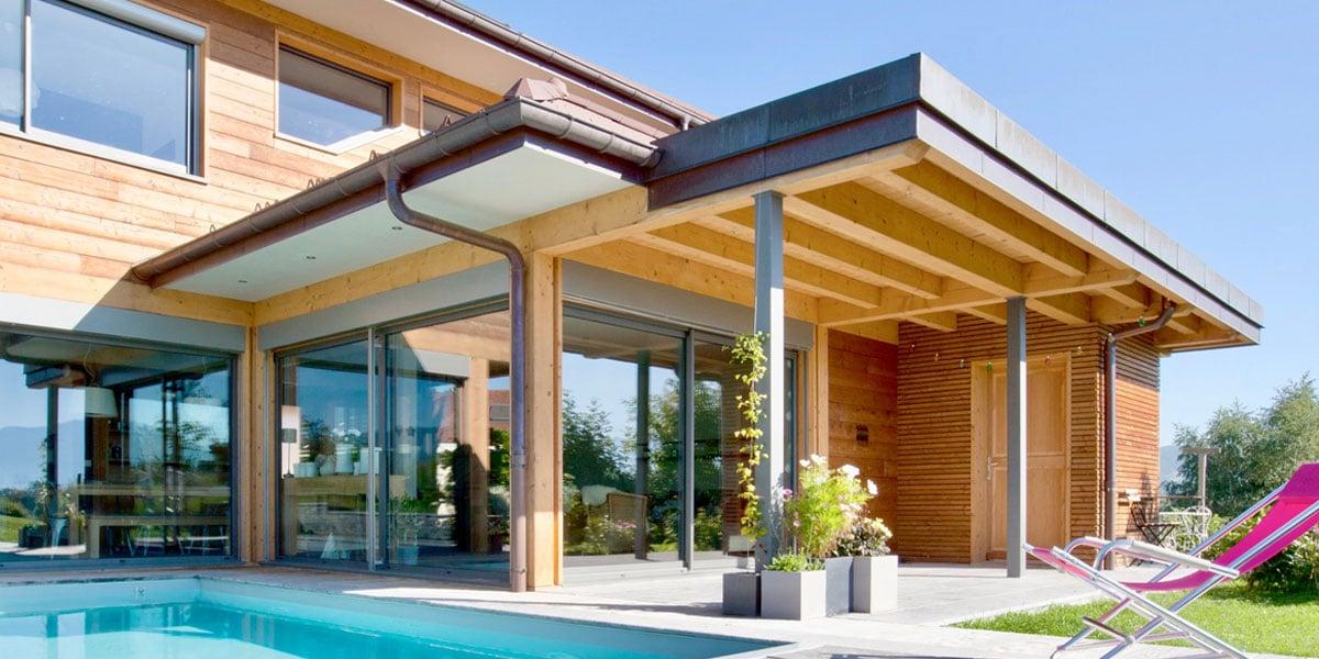 Constuire maison de bois de ses rêves