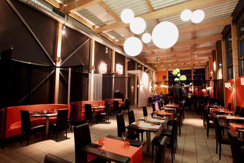 Restaurant l'O2 - Gilly Sur Isère, Savoie - salle à manger