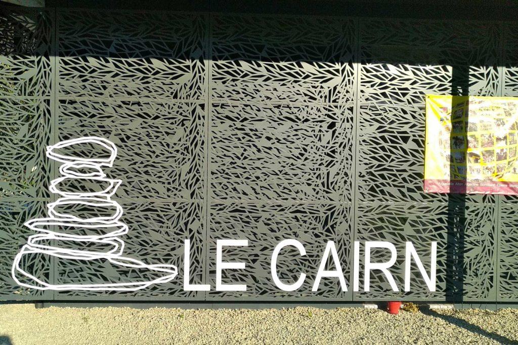 Salle pluridisciplinaire à Aiguebelle - Le Cairn