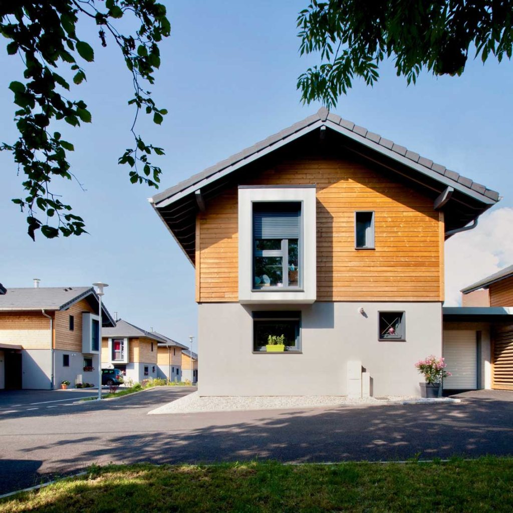 Savoisienne Habitat Les Faros - programme de maisons individuelles