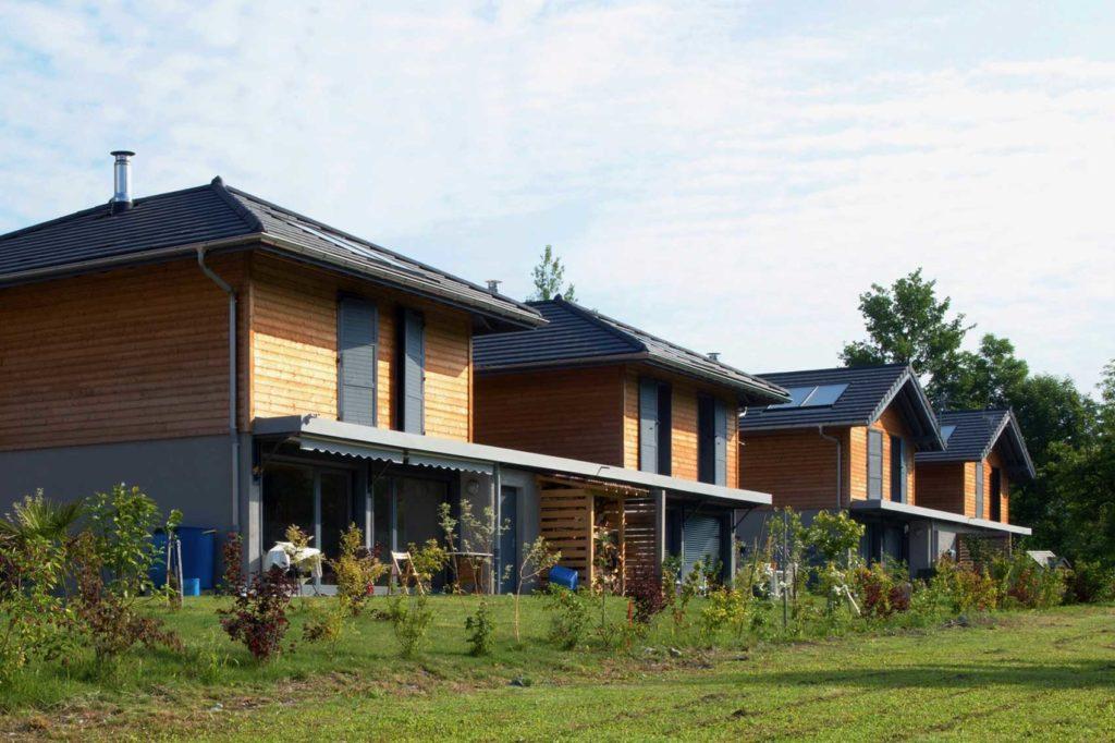 Savoisienne Habitat Les Faros - programme maisons 4 et 2 pans