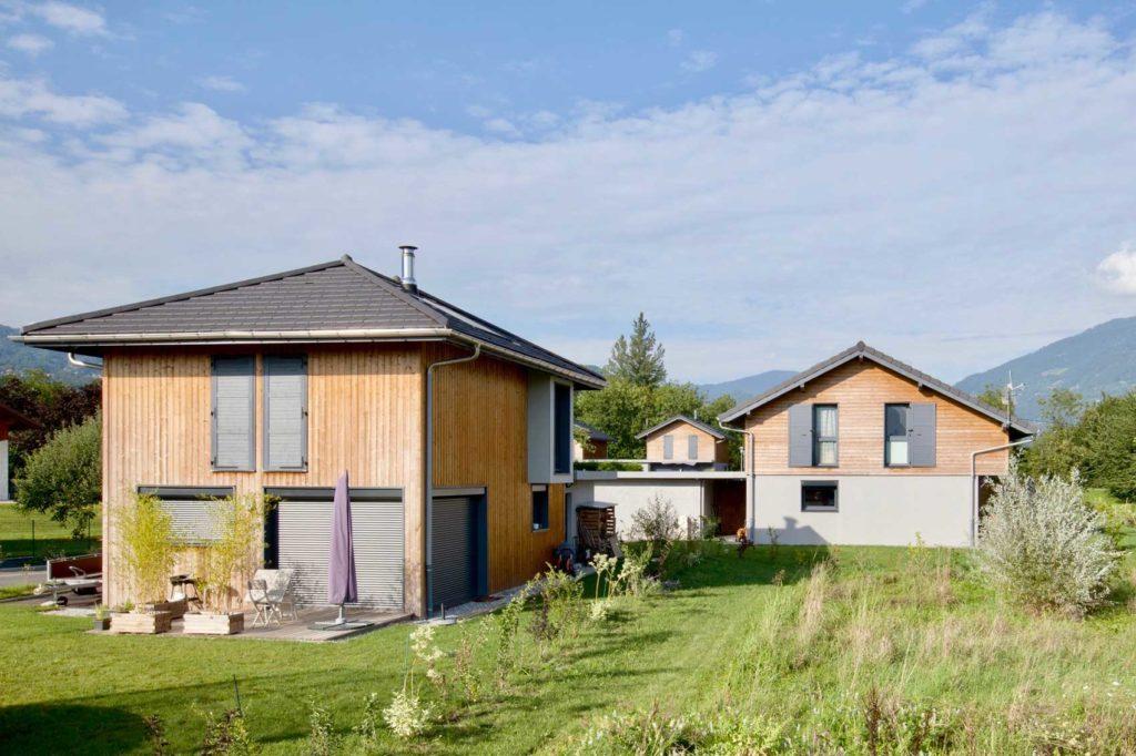Savoisienne Habitat Les Faros - programme maisons individuelles