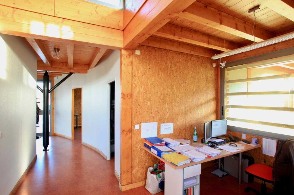 Société AIM, Savoie - couloir