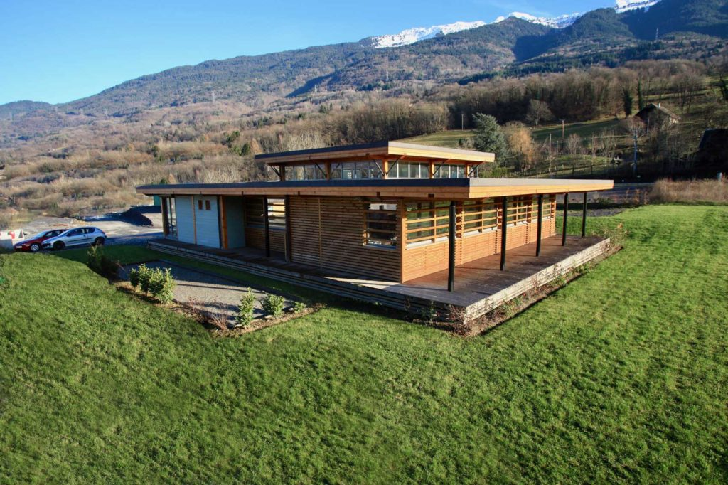 Société AIM, Savoie - environnement