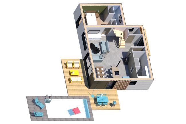 maison-bois-modules-supplémentaires-suite-parentale