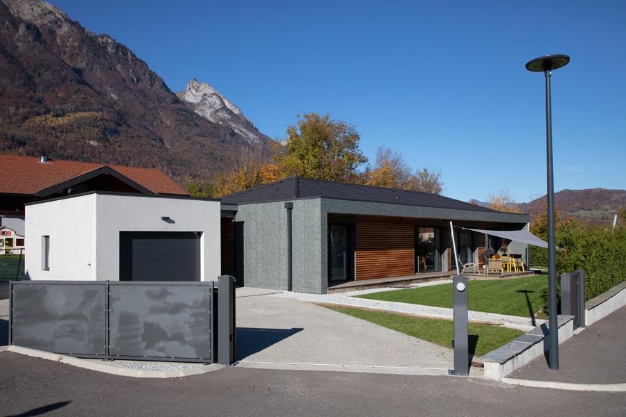 Maison bois Mercury Savoie